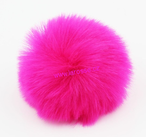 Bambule 80 mm  - hot pink