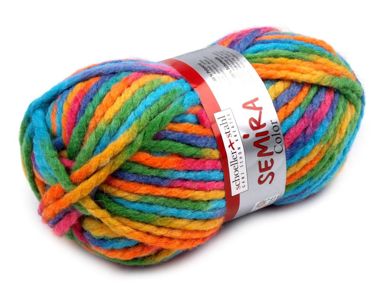 Semira color - multicolored